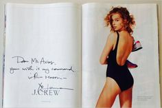 J. Crew Brings Back a Discontinued Swimsuit Just Because One Superfan Asked Nicely | Adweek