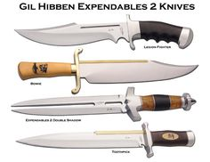 expendables knife - Google Search