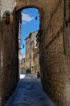 Volterra, Pisa, Tuscany, Italy Old Town Italy, Rome Italy, Tuscany Italy, Pisa, Capri Italia, Beautiful World, Beautiful Places, Travel Around The World, Around The Worlds