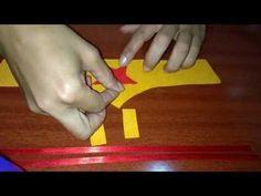 DIY: Tiara e bracelete da Mulher Maravilha - YouTube
