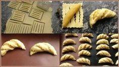 Cornes de Gazelle au miel - Moroccan Desserts, Sweet Recipes, Cake Recipes, Russian Pastries, Tunisian Food, Algerian Recipes, Bread Shaping, Ramadan Recipes, Traditional Cakes