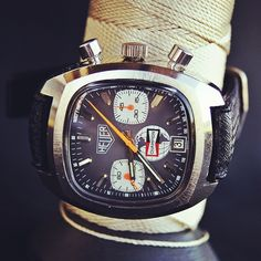 Tag Heuer | A Blushing Crow