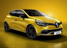 Renault Clio IV R.S. Cup (2012)