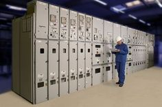 #SM: We offers #Switchgear_installation, commissioning, and start-up services for our spectrum of medium-voltage air-insulated switchgear, gas-insulated switchgear, and gas-insulated load interrupter switchgear.