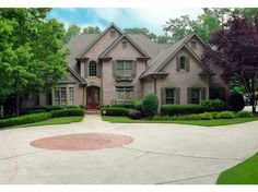 MLB All-Star Chipper Jones paid a cool 1.22 Million for his new 6-bedroom, 6-bath home in Roswell, GA.