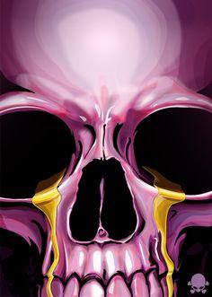Skull by Gaks Designs