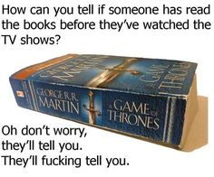 Game of Thrones funny meme...this is very true