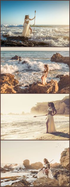 Athena #Costume #Cosplay www.facebook.com/ReilenaCosplay Photographer: www.facebook.com/MNLPhotography