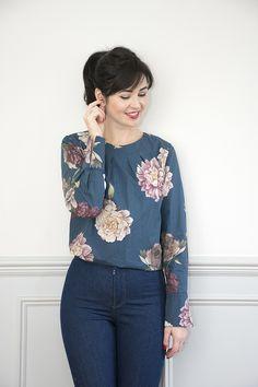 Sew Over It Clara Blouse pattern
