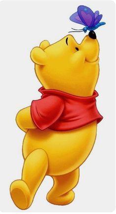 Ideas Quotes Winnie The Pooh Eeyore For 2020 Winnie The Pooh Tattoos, Winnie The Pooh Drawing, Winnie The Pooh Pictures, Cute Winnie The Pooh, Winne The Pooh, Winnie The Pooh Friends, Disney Kunst, Arte Disney, Disney Art