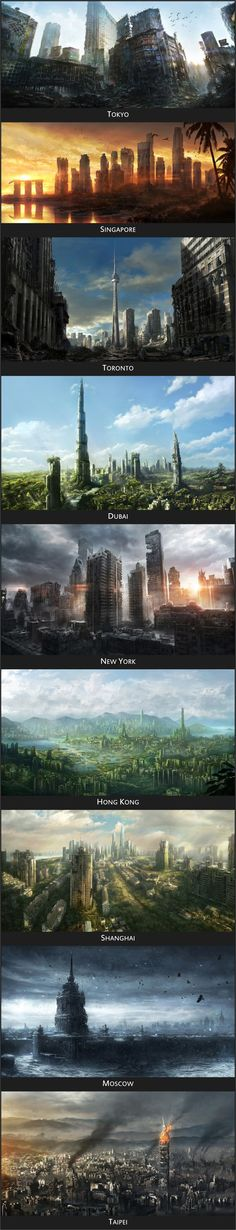 http://all-images.net || Worldbuilding & Landscapes: