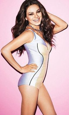 Silver and Gold Catsuit worn By Mila Kunis. Buy your Catsuit for dance from DCUK Dance Clothes.