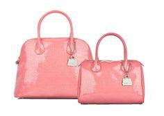 Per le pink lady le borse #LiuJo della linea Melinie - must have primavera-estate 2014!