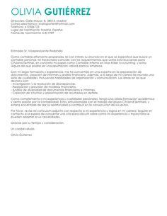 Modelos de Currículum Vítae y Cartas de Presentación | Ejemplos de CV gratis…