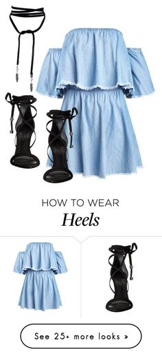 """""""Untitled #4464"""" by stylistbyair on Polyvore featuring Schutz"""