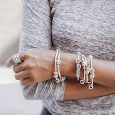 ♔ Silver Shimmers