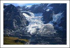 Glaciar Eige (Suiza)