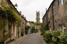 Exploring Edinburgh: Stockbridge and Circus Lane Stockbridge Edinburgh, Scotland Travel, Scotland Trip, Beautiful Architecture, Walking Tour, The Neighbourhood, City, Oxfam, Greenery