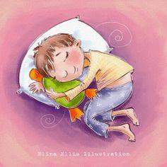 Elina Ellis Illustration: My Drawings