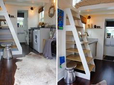 mountain-home-tiny-home | A 176 square feet tiny house on wheels built by students in Mountain Home, Idaho.