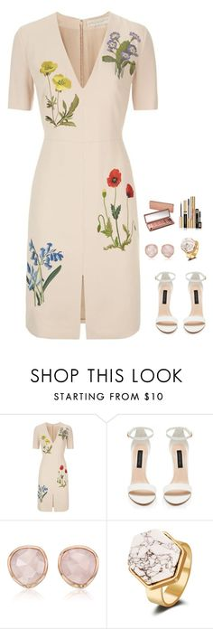 """""""Untitled #699"""" by h1234l on Polyvore featuring STELLA McCARTNEY, Monica Vinader, Urban Decay and Yves Saint Laurent"""