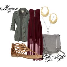 """""""Megara"""" by lillynight on Polyvore"""