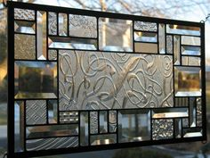 learn how to make stained glass art