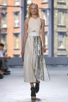 Proenza Schouler Ready To Wear Spring Summer 2014 New York - NOWFASHION