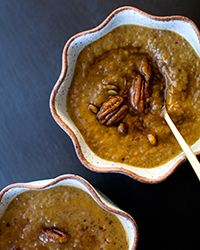 Pumpkin Pie Chia-Seed Pudding | Food & Wine
