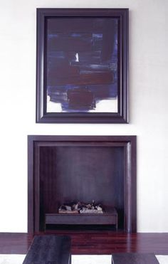 Eric Schmitt Raise the fire when you can't the hearth Stove Fireplace, Fireplace Design, Classic Fireplace, Room Of One's Own, Fire Surround, Hearth And Home, Marble Fireplaces, Fireplace Surrounds, Cozy House