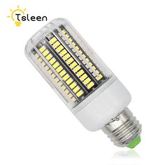 E14 E27 G9 5730 110V LED Corn Bulb Light Lamp 69SMD Light Lamp Super