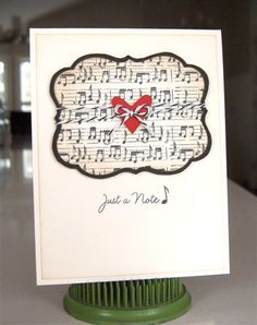 Music with Heart ... Love Note