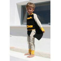lamajama-putzama-bat-super-hero2 Pjs, Costumes, Superhero, Jackets, Fashion, Carnival, Down Jackets, Moda, Dress Up Clothes