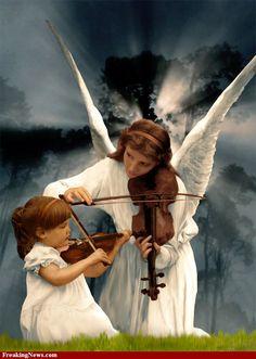 Céu dos Anjos - Heaven Angels - Dominio dos Anjos