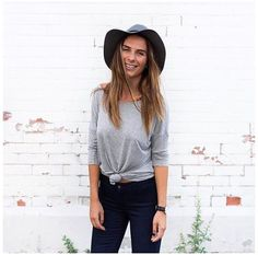 Monday blues? @juliamat outfit might just be the cure. #LoveMyHood