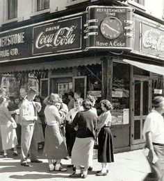 Oh how I wish I could live in the 50's!