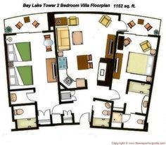 1000 Images About Disney Floor Plans On Pinterest Villas Floor Plans And Disney 39 S Wilderness