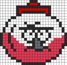 Benson Perler Bead Pattern / Bead Sprite