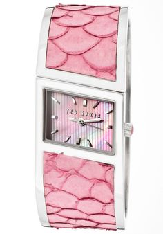 Price:$40.38 #watches Ted Baker TE4002, Whether it's a night out on the town or a day at the park this versatile Ted Baker timepiece always makes a scene. Ted Baker, Night Out, Blush, Watches, Scarves, Scene, Park, Jewelry, Scarfs