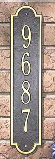 1000 images about curb appeal on pinterest garage doors for Location plaque garage