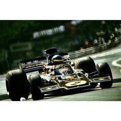 "jpdrive: ""Ronnie Peterson - Lotus - Spain - 1973. """