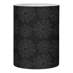#Spider web flameless candle - #Halloween happy halloween #festival #party #holiday #kids #children