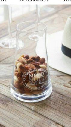 Nuts bottle 9.95