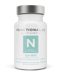 Functionalab Basic Nutrients Packaging