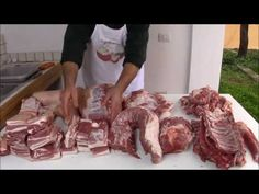 oare as putea yo sa zic ca astept sarbatorile zicepetruta dinu Smoking Meat, Carne, Beef, Prosciutto Cotto, Cooking, Romania, Cooking Recipes, Prague, Pork