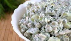 Салат из вареной курицы простой и вкусный
