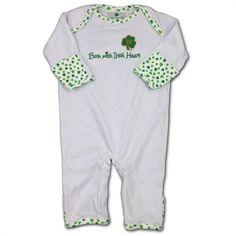 5e622d11ff5 Ultra Soft Notre Dame Newborn Outfit