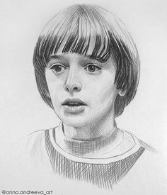Things Gorgeous Fan Art From 21 Artists Stranger Things Pencil Drawing Fan Art of Will by Anna Andreeva. Pencil Portrait Drawing of a Boy.Stranger Things Pencil Drawing Fan Art of Will by Anna Andreeva. Pencil Portrait Drawing of a Boy. Stranger Things Characters, Stranger Things Quote, Stranger Things Steve, Stranger Things Aesthetic, Stranger Things Season, Funny Drawings, Pencil Drawings, Art Drawings, Portrait Sketches