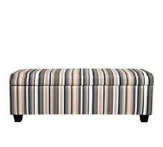 striped ottomans - Google Search