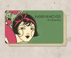 250 Custom Deco Business Cards - Calling Cards - Etsy Store Cards. $76.00, via Etsy.